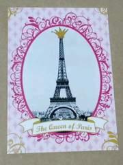 エッフェル塔★ポストカード★The Queen of Paris