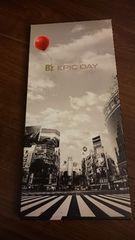 B'z「EPIC DAY」初回DVD付
