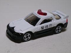 カプセルトミカ ユージン マツダ RX-7パトロールカー 箱入り