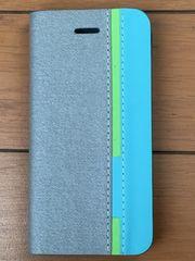 新品★袋付きiphone(5.5S.SE)手帳型/ケース・カバー\300スタ