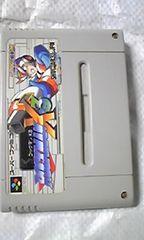 SFC スーパーファミコン『ロックマンX3(カプコン1995)』