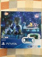 PSVITA FINAL FANTASY X/X-2 HD Remaster RESOLUTION BOX 美品