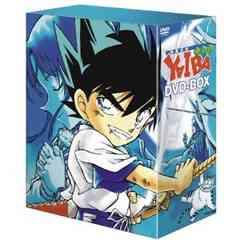 ■レア希少DVD『剣勇伝説YAIBA(ヤイバ) DVD-BOX』青山剛昌