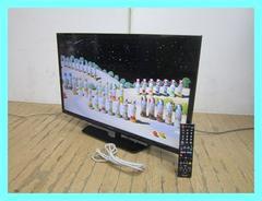 シャープLEDアクオス32V型ハイビジョン液晶テレビLC-32H30/2016年製