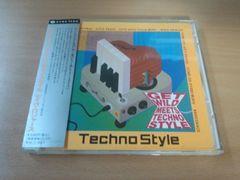 CD「ゲット・ワイルド・ミーツ・テクノ・スタイル TMN英語カバー