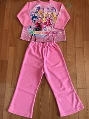 ★フレッシュプリキュアパジャマ★長袖上下★110�p★