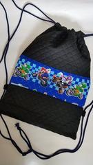 特価 ◆ 98N ナップサック巾着 (^o^)体操服入れ ハンドメイド