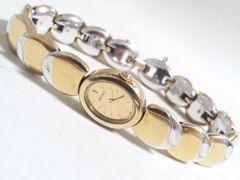 3455/SEIKOセイコーゴールドCOLORブレスレット型レディース腕時計格安出品