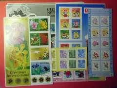 シール切手 6,080円分 (未美)