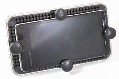 ☆便利☆iphone&スマートフォンホルダーピンでサイズ調整可能