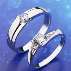 ペア カップリング 指輪 フリー サイズ