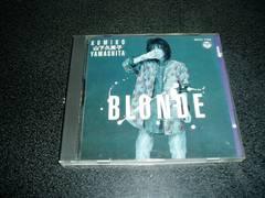 CD「山下久美子/ブロンド(BLONDE)」85年盤 即決