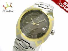 オメガ 腕時計 シーマスターポラリス - メンズ グレージュ
