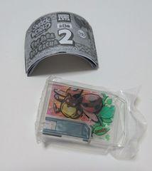 スナックワールド☆トレジャラボックス 【ガチャ2】テントウムシ