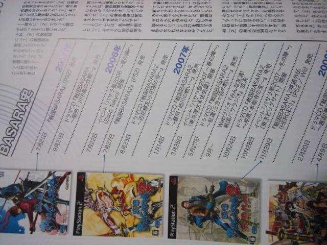 「戦国バサラ5周年メモリアルワークス」 < アニメ/コミック/キャラクターの