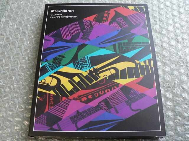 Mr.Children/ヒカリノアトリエで虹の絵を描く(Blu-ray+CD)他出品  < タレントグッズの