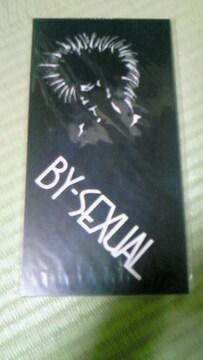 廃盤CDシングル!BY-SEXUAL「BAD BOY BLUES」(インディーズ盤)☆