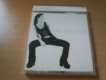 Tyler CD「HIPSTYLER」タイラー 女性ヒップホップR&B 廃盤●