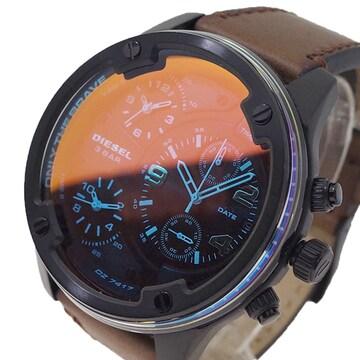 DIESEL 腕時計 メンズ DZ7417  ボルトダウン クオーツ