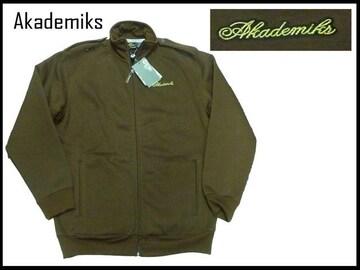 新品ビッグサイズ アカテミックスAKADEMIKS NYCストリートスタイルミリタリジップジャケット