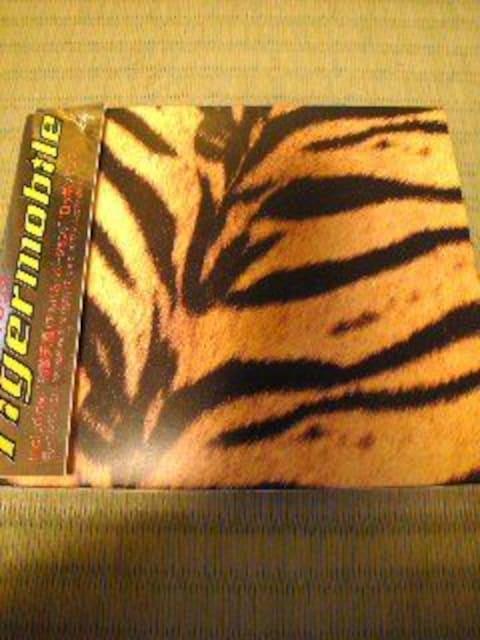 CD:ザ.ハイロウズ タイガーモービル ブルーハーツ好きに  < タレントグッズの
