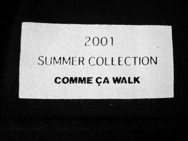 【COMME CA WALK】【未使用品】黒のタンクトップです < ブランドの
