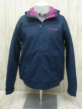 即決☆コロンビア 特価 中綿+裏フリース 防寒ジャケット NV/L 新品