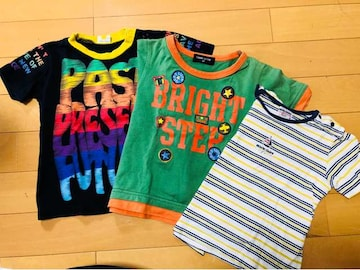 Tシャツ/まとめ売り/セット/90