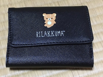 ☆非売品☆リラックマ☆ミニ財布☆