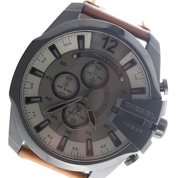 DIESEL タイムフレームス クロノ クオーツ メンズ 腕時計 DZ4463