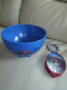 スパイダーマン ハッピーセット おもちゃ *2点set
