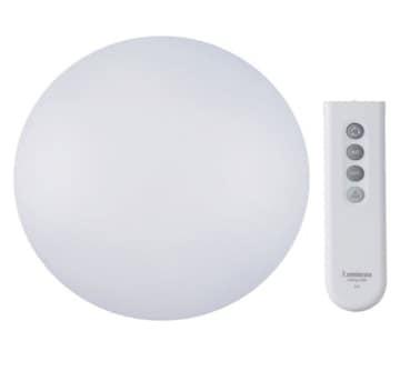 LEDシーリングライト ~8畳シンプルリモコン付き