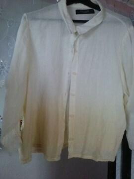 チャオパニ ぼかしツートンシャツ