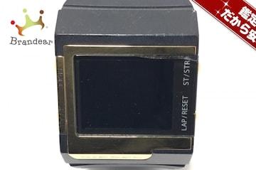 DIESEL(ディーゼル) 腕時計 DZ-7135 ボーイズ ラバーベルト 黒