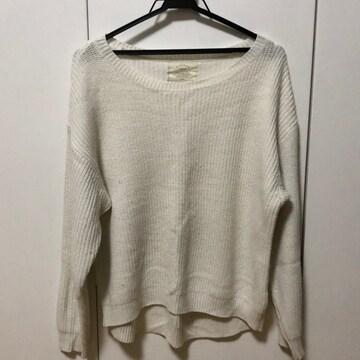 かわいいアングリッドのセーター。ニット。