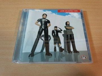 GTS CD「ラヴ・アンリミテッドLOVE UNLIMITED」●