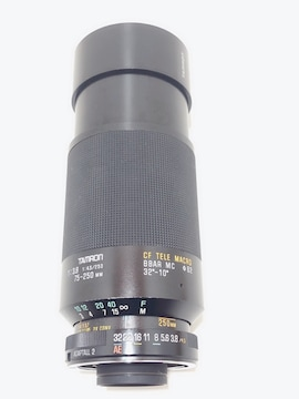 Z168 TAMRON タムロン CF TELE MACRO 1:3.8 1:4.5/250 75-250mm