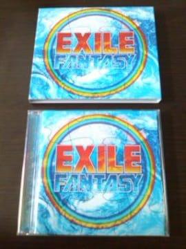 (CD)EXILE/エグザイル☆FANTASY[スリーブジャケット仕様]即決価格