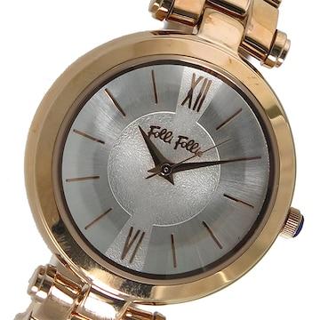 フォリフォリ クオーツ レディース 腕時計 WF16R009BPS