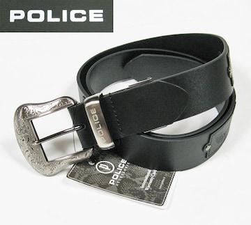 POLICE ポリス ベルト メンズ ビジネス PLC204