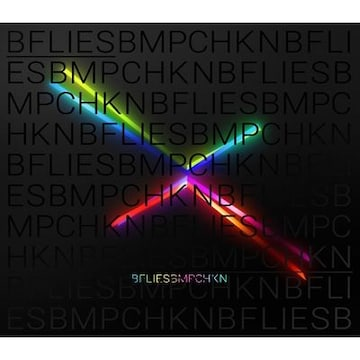 即決 シリアル封入 BUMP OF CHICKEN Butterflies +Blu-ray 新品