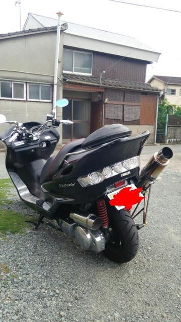 ヤマハ マジェスティーC★ < 自動車/バイク