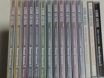 [CD][送料無料] コードギアス  サウンドエピソードセット