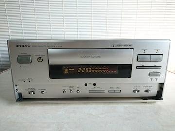 ONKYO オーディオ ステレオカセットデッキ K-511M
