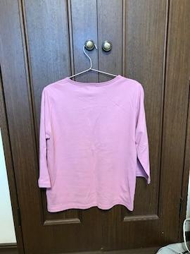 新品ティシャツ6部袖M