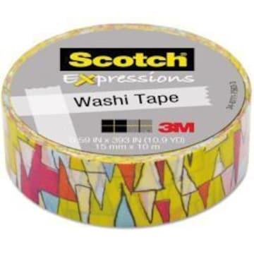 海外製品Scotch 3M Washi TapeマスキングテープTriangles