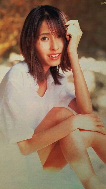 榎本加奈子【週刊少年マガジン】1999.9.8号  < タレントグッズの