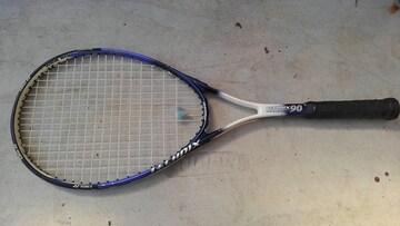 テニスラケット MIZUNO TECHNIX90 ケース付き
