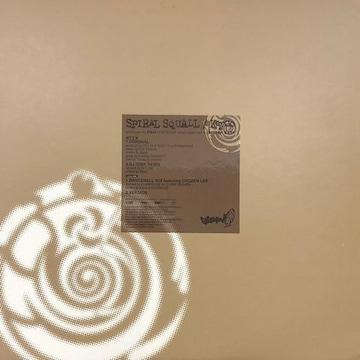 歴史的名曲keycoキーコ&CHOZEN LEE(FIRE BALL)「スパイラルスコール」(新品)