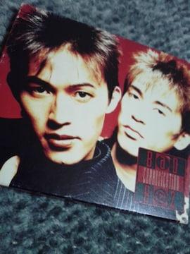 見本盤B'z CD BAD COMMUNICATION 初回限定盤 スリーブケース入り
